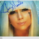 Lady Gaga SIGNED Photo 1st Generation PRINT Ltd 150 + Certificate (3)