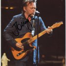 John Mellencamp SIGNED Photo + Certificate Of Authentication 100% Genuine
