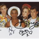 Culture Club FULLY SIGNED Photo 1st Generation PRINT Ltd 150 + Certificate (1)