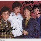Small Faces SIGNED Photo + Certificate Of Authentication  100% Genuine