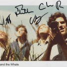 Noah & The Whale FULLY SIGNED Photo 1st Generation PRINT Ltd 150 + Certificate (1)