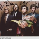 Noah & The Whale FULLY SIGNED Photo 1st Generation PRINT Ltd 150 + Certificate (2)