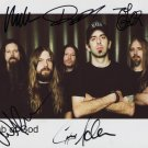 Lamb Of God FULLY SIGNED Photo 1st Generation PRINT Ltd 150 + Certificate (2)