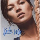 Kate Moss SIGNED Photo 1st Generation PRINT Ltd 150 + Certificate (2)