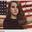 Lana Del Rey SIGNED Photo 1st Generation PRINT Ltd 150 + Certificate (1)