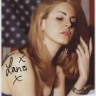 Lana Del Rey SIGNED Photo 1st Generation PRINT Ltd 150 + Certificate (2)