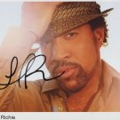 Lionel Richie SIGNED Photo 1st Generation PRINT Ltd 150 + Certificate (1)