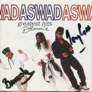 Aswad SIGNED CD Album + Certificate Of Authentication 100% Genuine