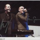 """Heaven 17 SIGNED 8"""" x 10"""" Photo + Certificate Of Authentication 100% Genuine"""