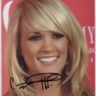 Carrie Underwood SIGNED Photo + Certificate Of Authentication 100% Genuine