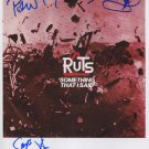 """The Ruts Incl. Paul Fox  SIGNED 8"""" x 10"""" Photo + Certificate Of Authentication 100% Genuine"""