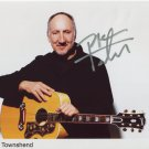 "Pete Townshend SIGNED 8"" x 10"" Photo + Certificate Of Authentication  100% Genuine"