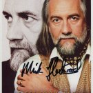 "Mick Fleetwood Mac SIGNED 8"" x 10"" Photo + Certificate Of Authentication 100% Genuine"