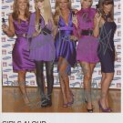 "Girls Aloud 2012 FULLY SIGNED 8"" x 10"" Photo + Certificate Of Authentication 100% Genuine"