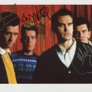 The Smiths Johnny Marr, Rourke & Joyce SIGNED Photo + Certificate Of Authentication 100% Genuine