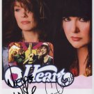 Heart (Band) Ann & Nancy Wilson SIGNED Photo + Certificate Of Authentication 100% Genuine