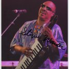 "Stevie Wonder SIGNED 8"" x 10"" Photo + Certificate Of Authentication 100% Genuine"
