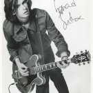 """Bernard Butler (Suede) SIGNED 8"""" x 10"""" Photo + Certificate Of Authentication 100% Genuine"""