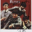 The Rutles Neil Innes Eric Idle + 2 SIGNED Photo + Certificate Of Authentication 100% Genuine