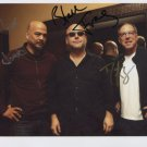 The Pixies (Band) Frank Black + 2 SIGNED Photo + Certificate Of Authentication 100% Genuine