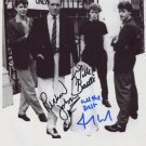 The Skids (Band) Richard Jobson + 2 SIGNED Photo + Certificate Of Authentication  100% Genuine