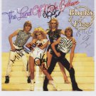 "Bucks Fizz FULLY SIGNED 8"" x 10"" Photo + Certificate Of Authentication 100% Genuine"