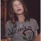 Aerosmith Steven Tyler SIGNED  Photo + Certificate Of Authentication  100% Genuine