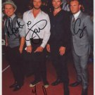 """Take That FULLY SIGNED 8"""" x 10"""" Photo + Certificate Of Authentication 100% Genuine"""