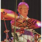 "Ginger Baker SIGNED 8"" x 10"" Photo + Certificate Of Authentication 100% Genuine"