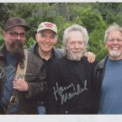 "Canned Heat SIGNED 8"" x 10"" Photo + Certificate Of Authentication 100% Genuine"