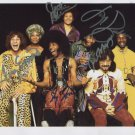 "Sly & The Family Stone SIGNED 8"" x 10"" Photo + Certificate Of Authentication 100% Genuine"