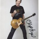 "George Thorogood SIGNED 8"" x 10"" Photo + Certificate Of Authentication 100% Genuine"