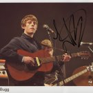 "Jake Bugg SIGNED 8"" x 10"" Photo + Certificate Of Authentication 100% Genuine"