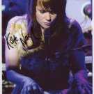 """Kate Nash SIGNED 8"""" x 10"""" Photo + Certificate Of Authentication  100% Genuine"""