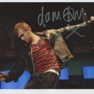"Damon Albarn SIGNED 8"" x 10"" Photo + Certificate Of Authentication 100% Genuine"