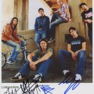 Lostprophets Lost Prophets FULLY  SIGNED Photo + Certificate Of Authentication  100% Genuine
