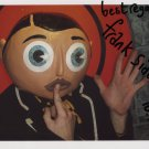 "Frank Sidebottom SIGNED 8"" x 10"" Photo + Certificate Of Authentication 100% Genuine"