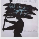 Fad Gadget Frank Tovey SIGNED Photo + Certificate Of Authentication  100% Genuine