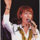 Kiki Dee SIGNED Photo + Certificate Of Authentication 100% Genuine