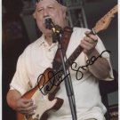 "Peter Green (Fleetwood Mac) SIGNED 8"" x 10"" Photo + Certificate Of Authentication 100% Genuine"