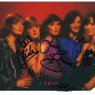 "The Nolans Nolan Sisters SIGNED 8"" x 10"" Photo + Certificate Of Authentication  100% Genuine"