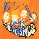 The Rasmus FULLY SIGNED CD Album + Certificate Of Authentication 100% Genuine