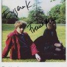 The Vaselines (Band) Eugene Kelly SIGNED Photo + COA 100% Genuine