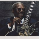 B.B. King (Blues Singer) SIGNED Photo + Certificate Of Authentication 100% Genuine
