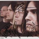 "Machine Head (Band) Rob Flynn FULLY SIGNED 8"" x 10"" Photo COA 100% Genuine"