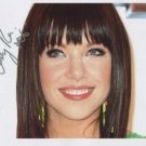Carly Rae Jepson SIGNED Photo + Certificate Of Authentication 100% Genuine