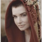 "Sinead O'Connor SIGNED 8"" x 10"" Photo + Certificate Of Authentication 100% Genuine"