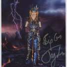 "Toyah Wilcox SIGNED 8"" x 10"" Photo + Certificate Of Authentication 100% Genuine"