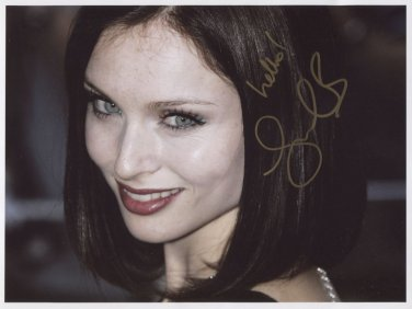 "Sophie Ellis Bexter SIGNED 8"" x 10"" Photo + Certificate Of Authentication  100% Genuine"