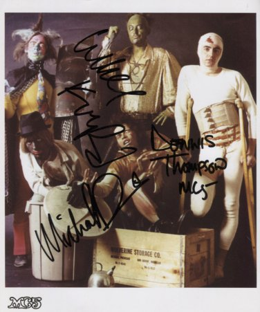 The MC5 (Band) Wayne Kramer + 2 SIGNED Photo + Certificate Of Authenticaion 100% Genuine